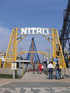 Nitro Six Flags Great Adventure Roller Coasters