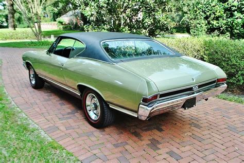 Chevrolet Chevelle Ss For Sale by 1968 Chevrolet Chevelle Ss For Sale
