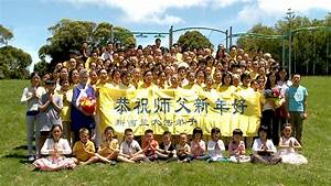 Falun Gong Practitioners in New Zealand Share Experiences ...