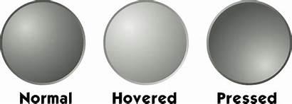 Button Grey Template Domain Clip Clker Clipart
