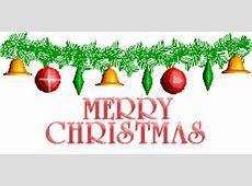 Auguri di Natale scritte animate glitterate Merry Christmas