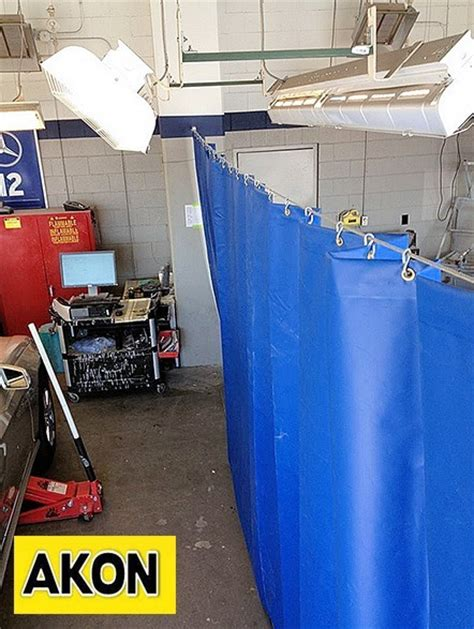 industrial vinyl curtains akon curtain and dividers