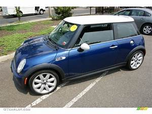 Mini Cooper 2003 : 2003 indi blue metallic mini cooper s hardtop 51479112 photo 9 car color ~ Farleysfitness.com Idées de Décoration
