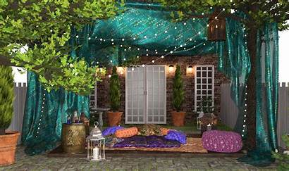 Romantic Own Garden Boho Cotswold Sanctuary Summer