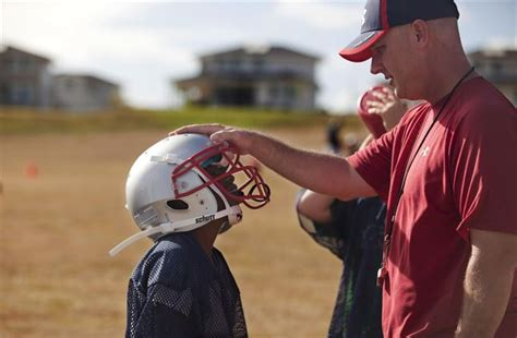 Patriots: First all-military children football