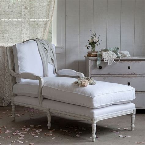 shabby chic chaise chaise lounges shabby and shabby chic on pinterest