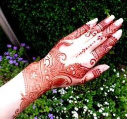 10+5 Most Favourite Mehandi Designs of 2016 – Bridal and ...