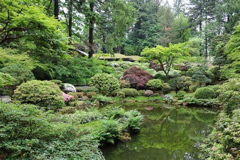 As Spring Turns to Summer - Portland Japanese Garden
