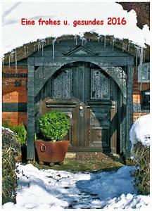 Frühlingskränze Für Die Tür : die t r als symbol f r das neue jahr 2016 foto bild karten und kalender neujahrsw nsche ~ Michelbontemps.com Haus und Dekorationen