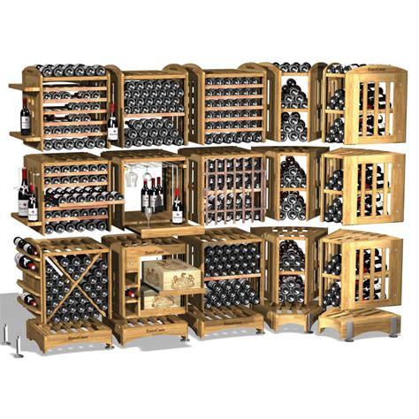 rangement pour bouteille de vin moduloth 232 que rangement de cave 224 vin modulable en ch 234 ne massif eurocave