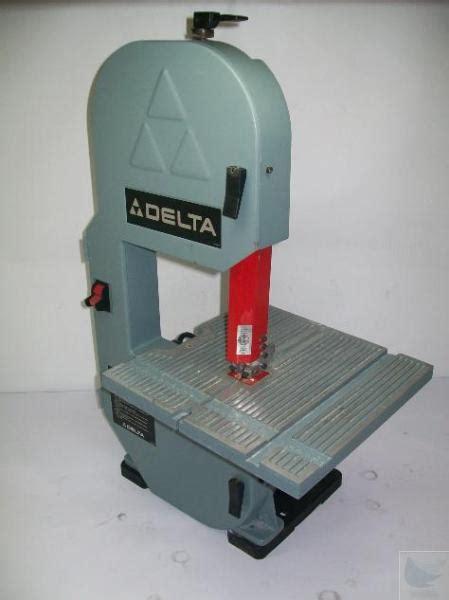 delta bench band saw delta bench top band saw model 28 180 ebay
