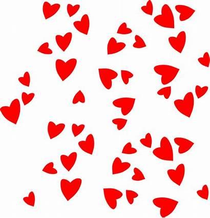 Hearts Clip Border Clipart Clipartpanda Valentine Animated