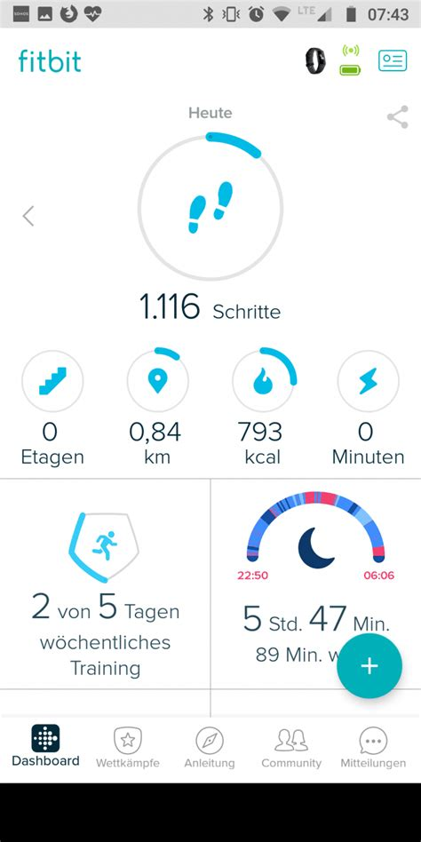 fitbit charge 3 im test neue version des fitbit trackers