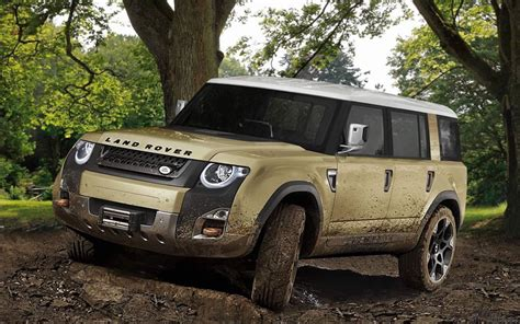 land rover defender 2018 land rover s 2018 defender does not do justice to the