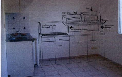 comment faire un plan de travail cuisine faire un plan de travail meilleures images d 39 inspiration