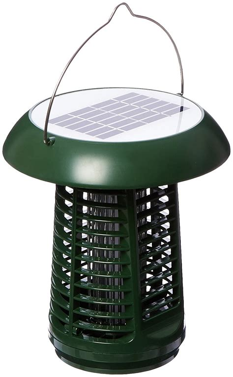 solar bug lights best solar powered bug zappers insect cop
