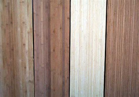 Bamboo Worksi Paneling