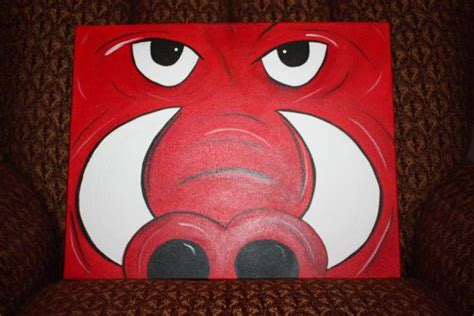 1000 images about razorback ideas on football