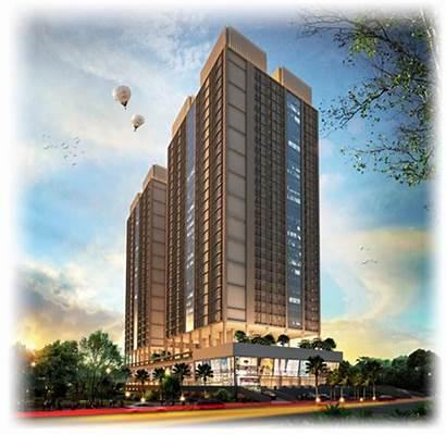Apartments Tower Apartment Project Surabaya