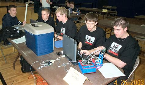 High School Botball Competition 2008