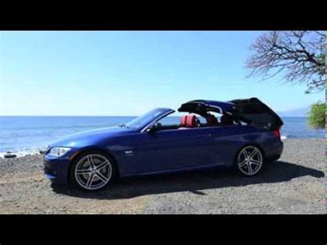 2011 Bmw 335is Hard Top Convertible, The Only Bmw Rental