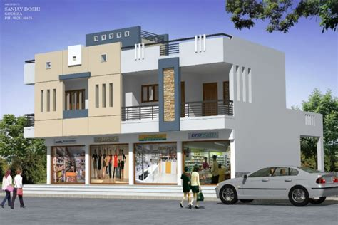 home architect plans residential commercial design by rachana architect