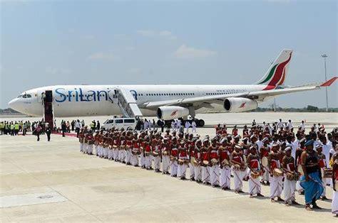 Sri Lanka flag-carrier ditches ex-president's 'vanity