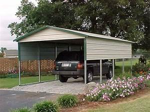Carport Und Garage : steel carports steel garages steel buildings barns ~ Indierocktalk.com Haus und Dekorationen