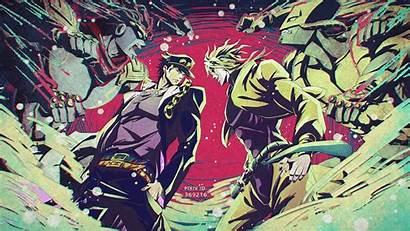 Jojo Bizarre Adventure Stardust Crusaders 4k Anime
