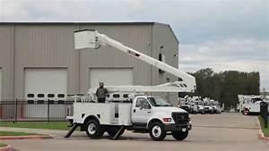 Terex Hi-ranger Hrx55 Bucket Truck - 15632