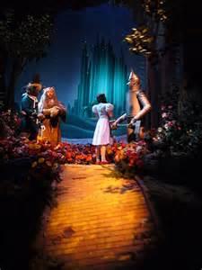 Wizard of Oz Emerald City Background