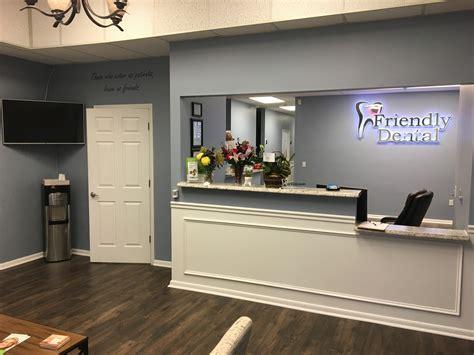 reception area friendly dental