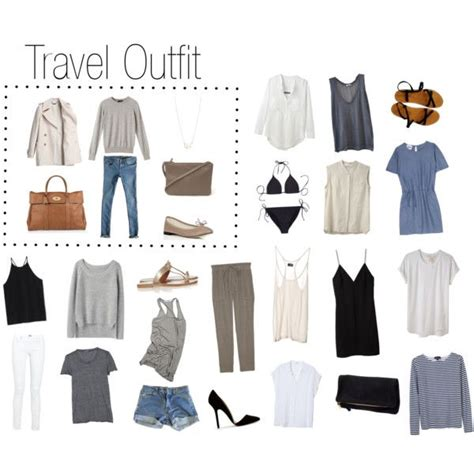 Travel Outfit Ideas Summer
