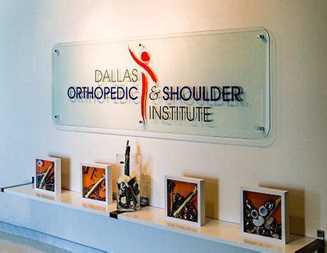 dallas orthopedic  shoulder institute orthopedic specialists sunnyvale tx