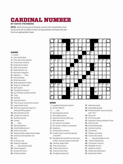 Crossword Printable Puzzles Puzzle Usa Today Maker