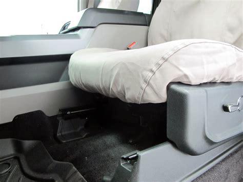 2016 Ford F150 Covercraft Seatsaver Custom Seat Covers