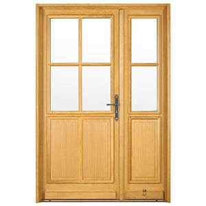 porte d39entree bois aubriere pasquet menuiseries With portes d entrée bois