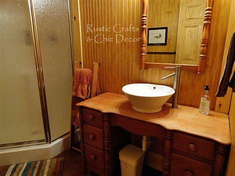 cabin bathrooms ideas cabin bathroom decor rustic crafts chic decor crafts
