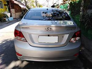 Used Hyundai Accent Cvvt 1 4 Manual Transmission