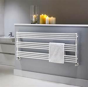 Objet Deco Salle De Bain : radiateur design et s che serviette pour la salle de bain ~ Teatrodelosmanantiales.com Idées de Décoration