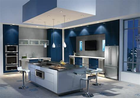 modele de cuisine moderne avec ilot cuisine en l moderne avec îlot en 108 photos magnifiques