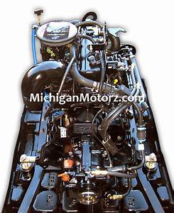 3 0l Mercruiser Complete Engine Package
