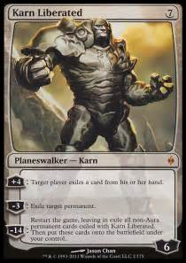 Mtg Mill Deck Modern by Magic The Gathering Planeswalkers Legal In Standard As