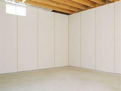 Basement Insulated Wall Panels Walls Insulation