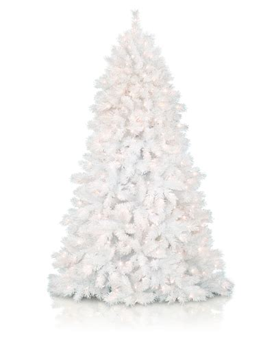 winter white christmas tree treetopia uk