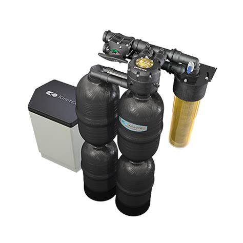 Water Softeners  Kinetico Water Systems