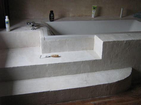 enduit pour plan de travail cuisine maçonnerie construire un mur en béton cellulaire