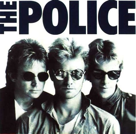 Classic Clash The Policesynchronicity Vs Ghost In The