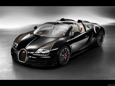2018 Bugatti Veyron Vitesse Black Bess Front