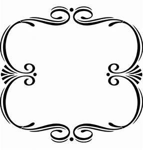 Elegant Border Clipart - Clipart Suggest